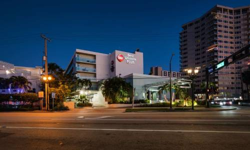 Best Western Plus Oceanside Inn Fort Lauderdale